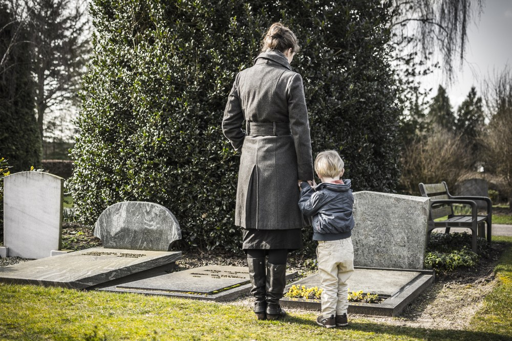4 Steps You Must Take After the Death of a Spouse