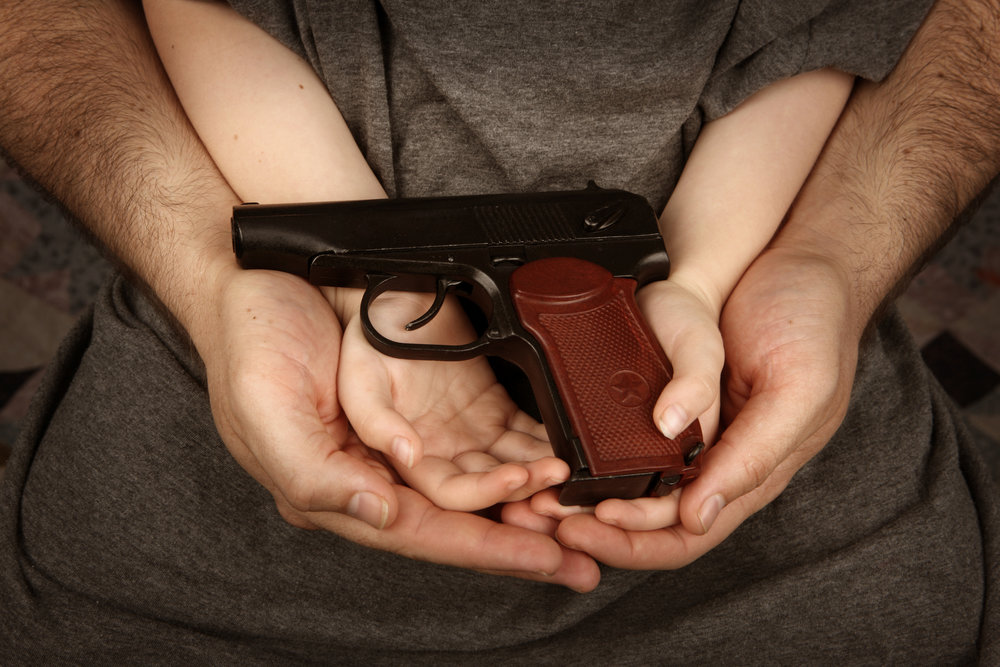 Children with Guns | Crandall Law Group | Hayden, Idaho