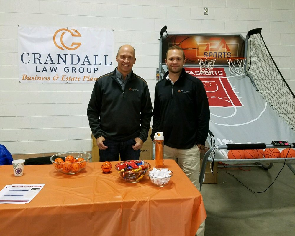 RYAN CRANDALL SPORTS EA | Crandall Law Group | Hayden, Idaho
