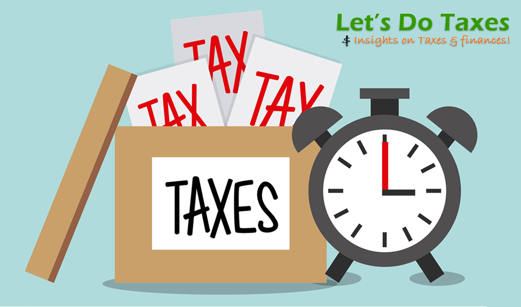4 Things to Do to Get Ready for Tax Season