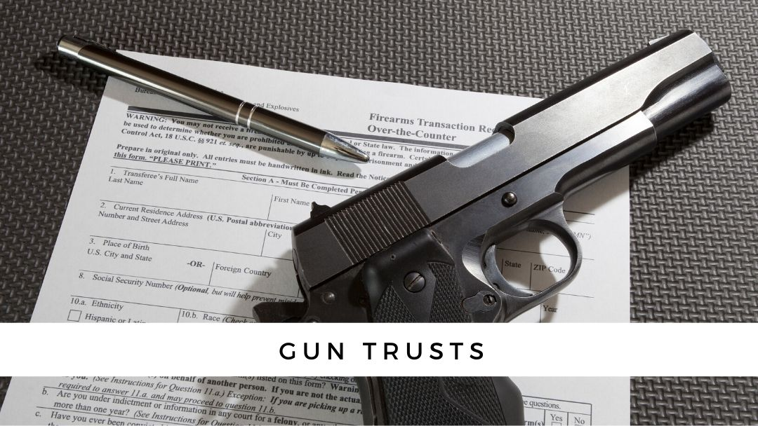 Crandall Law Group Offers Gun Trusts To Idaho Clients.