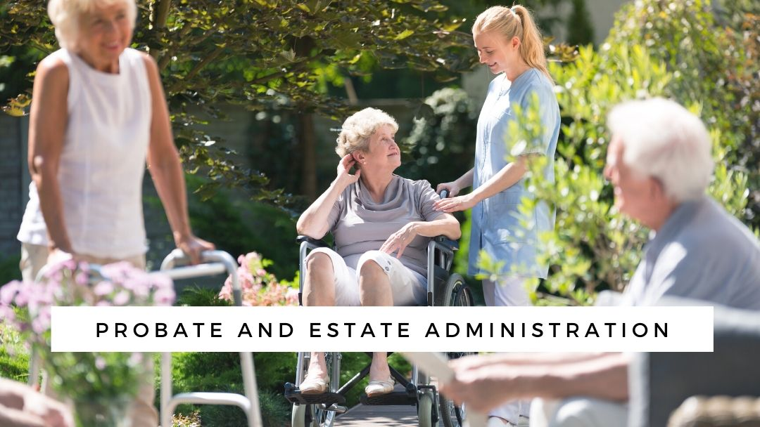 Crandall Law Group Can Help You With Probate and Estate Administration To Help You Settle Your Loved One's Estate.